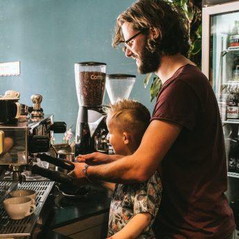 Marcus IJsselstein koffie